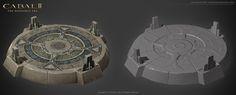 UVMAX - 3D Environment Artist - 2013A Cabal2 Prop