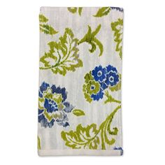 Waverly Refresh Printed Hand Towel