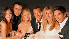 Why Friends is secretly about the 7 Deadly Sins
