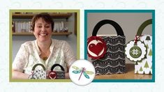 Make a Shopping bag Gift Bag using the Gift Bag Punch board by Stampin' Up! - YouTube