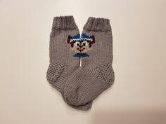Sukista tumppuihin: Paw Patrol - Ryhmä Hau Paw Patrol, My Works, Socks, Knitting, House, Tricot, Breien, Sock, Stricken