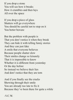 break vcw poem poetry