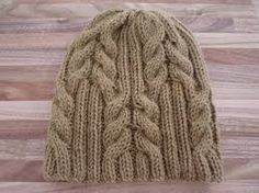Trendy Knitting Hat For Men Kids 33 Ideas Cable Knit Hat, Cable Knitting, Poncho Knitting Patterns, Knitting Stitches, Hat Patterns, Knitting Projects, Crochet Projects, Crochet Baby Booties, Crochet Yarn
