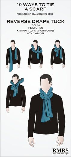 Hackett London Herren Patch Multi Dot Schal