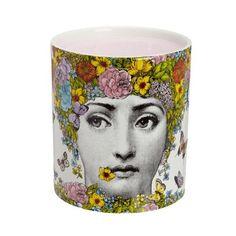 Flora di Fornasetti Scented Candle - http://candles.pinterestbuys.com/fornasetti/flora-di-fornasetti-scented-candle/