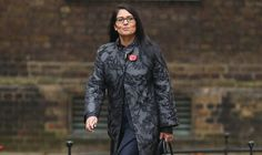 Priti is the Brexit poster girl says Dominic Midgley