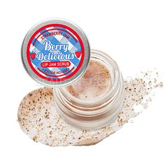[ETUDE HOUSE] Berry Delicious Strawberry Lip Jam Scrub 15g / Dead skin cell care #ETUDEHOUSE