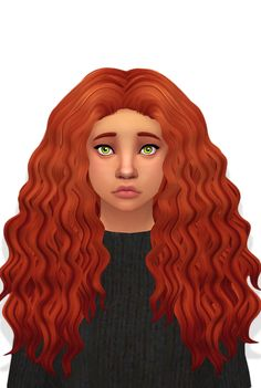 My first clayified hair! I'm pretty proud of it, I hope you guys like it (◕‿◕✿) • Teen-Elder Females • All 18 EA Colors • REQUIRES MESH-DOWNLOAD IT HERE • Thank you to @ddeathflower for the amazing...