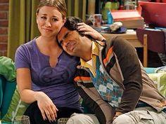 Penny and Raj