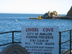 Lovers Cove, Avalon
