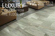 Shaw - Set in Stone - Cavern Luxury Vinyl Tile, Luxury Vinyl Plank, Waterproof Flooring, Vinyl Tiles, Types Of Flooring, Noise Reduction, Laminate Flooring, Floors, Tile Floor
