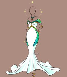(AB ADDED) Fashion Adoptable Auction 28 - CLOSED by Karijn-s-Basement.deviantart.com on @DeviantArt
