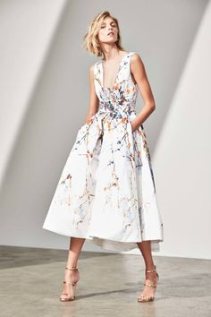 Neiman Marcus gets ready for the pre-fall 2017 season with the launch of a recent trend guide. Leading model Anja Rubik poses in the latest collections for a chic fashion shoot captured by Caroline Knopf (Sarah Laird). The lookbook places the spotlight on top designer brands such as Monique Lhuillier, Chloe and Lela Rose styled...[Read More]