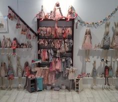 pink! bunnies! New Collection Spring 2013