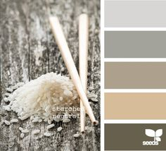 Pin 5 Greige color palette #bareMinerals, #READYtowin