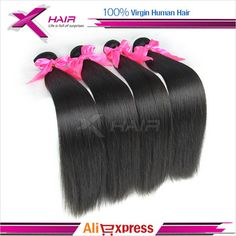 Malaysian hair extension ,straight hair  soft and no shedding
