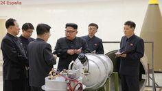 China detecta un ligero aumento de la radiación en la frontera con Corea del Norte