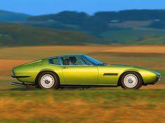 Love this color... Maserati Ghibli