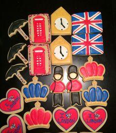 London Sugar Cookies