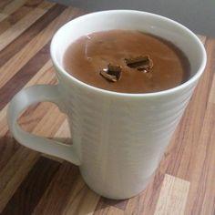 Chocolate quente cremoso e simples Mais