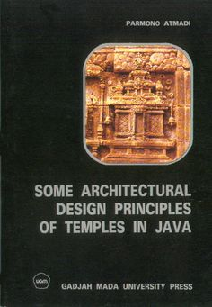 Some Architectural Design Principles of Temples in Java