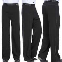 ecdd3129b561 Click to Buy << Plus Size Mens Latin Dance Pants For Ballroom Dance  Costumes Kids Practice Performance Pants 2015 New Arrival Free Shipping  #Affiliate