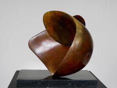'Onda', bronze. Jan van der Laan ~ sculptures,  2017