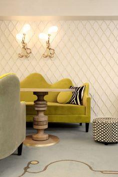 Top Interior Designers | India Mahdavi @imahdavi http://www.bestinteriordesigners.eu/top-interior-designers-india-mahdavi/ #interiors #bestinteriordesigners