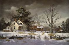 fred swan art | Fred Swan Prints from Vermont Gift Barn for Vermont products, Vermont ...