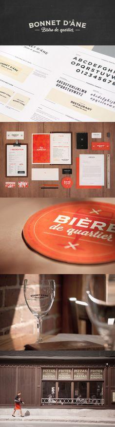 identity / bonnet d'ane - restaurant