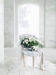 Blue wedding inspira