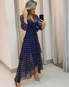 11 Best Summer Dress Fashions - 1 This summer is the most fashionable dresses. These fashion dresses will suit you very well. Trend Fashion, Look Fashion, Womens Fashion, 50 Fashion, Fashion Online, Casual Dresses, Fashion Dresses, Maxi Dresses, Trendy Dresses