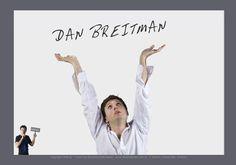 Dan Breitman, Sitio web del actor - Offline - Diseño y Desarrollo: http://integralmedia.com.ar