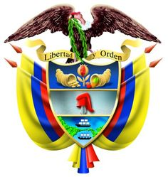 Escudo de Colombia!!!