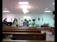 Closing prayer at our church.Bro,Jones is our Wonderful Pastor--Also Please check out my page on Facebook-Disciples for Christ and please like my Youtube page,Thanks and God Bless