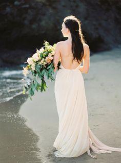 Modern Seaside Wedding Inspiration