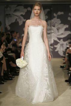 New York Bridal Week 2015 - Carolina Herrera