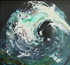 Occupied Space 2008 - Maggi Hambling. More work at http://www.maggihambling.com/index.php?main_page=works#next