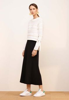 Genius Layering Ideas From Elizabeth and James's S/S 16 Collection via @WhoWhatWear
