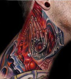 Biomechanical Tattoos - Tattoos.net