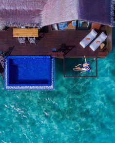 Grand Park Kodhipparu, Maldives Sometimes it seems...   Luxury Accommodations