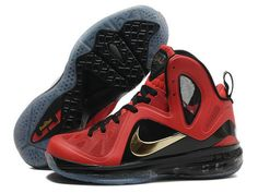 premium selection 97991 330a7 Cheap Nike LeBron 9 P.Elite Gold Red Black, cheap Nike LeBron 9 P. Elite,  If you want to look Cheap Nike LeBron 9 P.Elite Gold Red Black, you can  view the ...