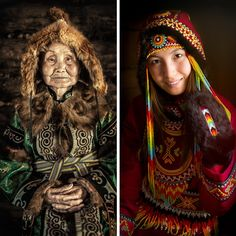 Photographer Spends 6 Months Traveling Alone to Photograph Siberia's Indigenous People
