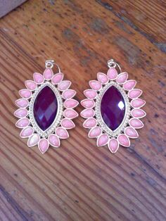 Aria Pink Earring - RedemptionStyle