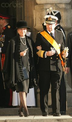 Queen Paola, Jan. 15, 2005