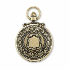 Charles Hubert Antique Gold Finish Skeleton Pocket Watch Jewelry Adviser Charles Hubert Watches. $156.92. Save 60%!
