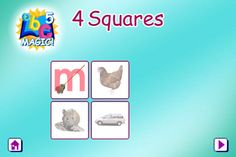 ABC MAGIC 5 Letter Sound Matching  ($0.00) Gain mastery with letter sounds by using this app.     This app will help strengthen the association of each letter with its most commonly occurring sound.