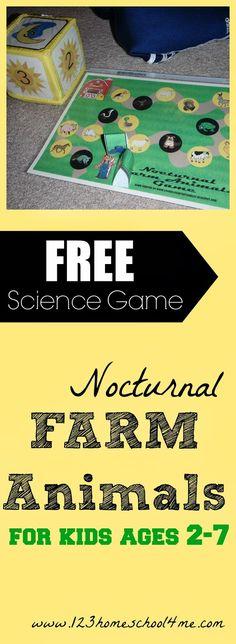 FREE Nocturnal Farm
