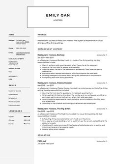 Forklift Resume Sample Template Example Free Download Cv