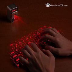 Virtual Keyboard | OmoshiroiTV